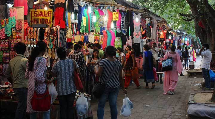 Cheap branded clothes in Delhi