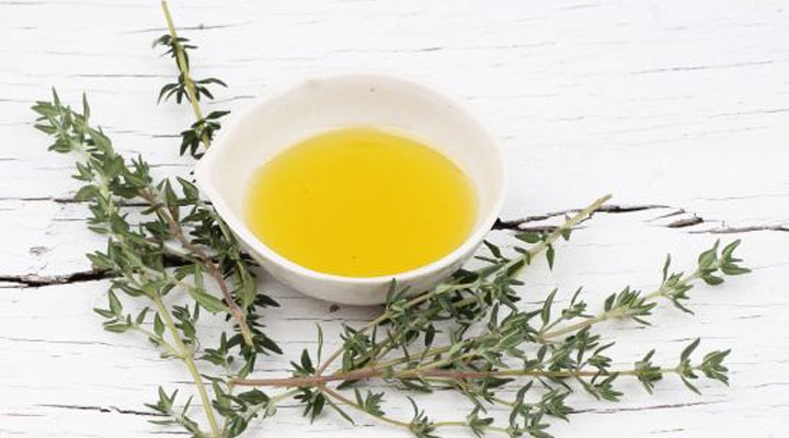 Natural oil to treat scalp problem
