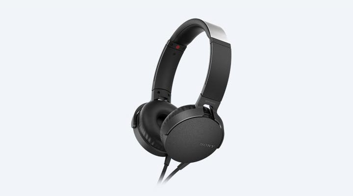 Sony XB550AP EXTRA BASS Headphone review
