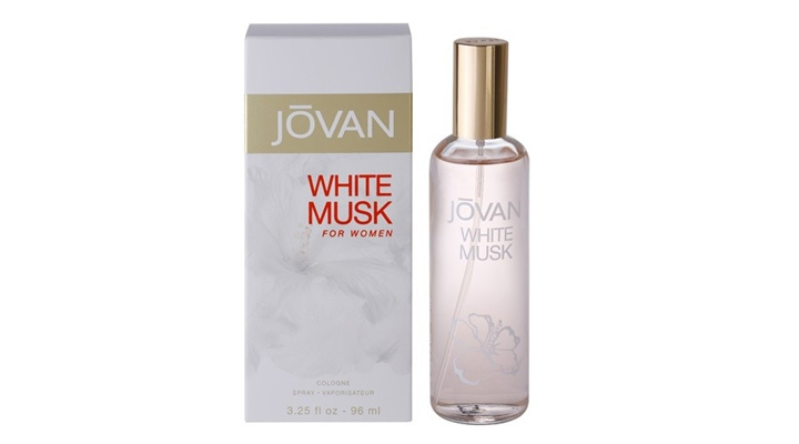 white musk perfume for women