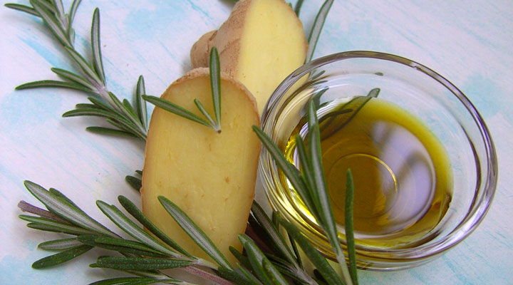 natural oil for treating scalp infections