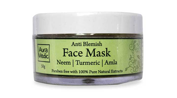 best Anti Blemish Face Mask
