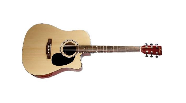 cheap and affordable acoustic guitar