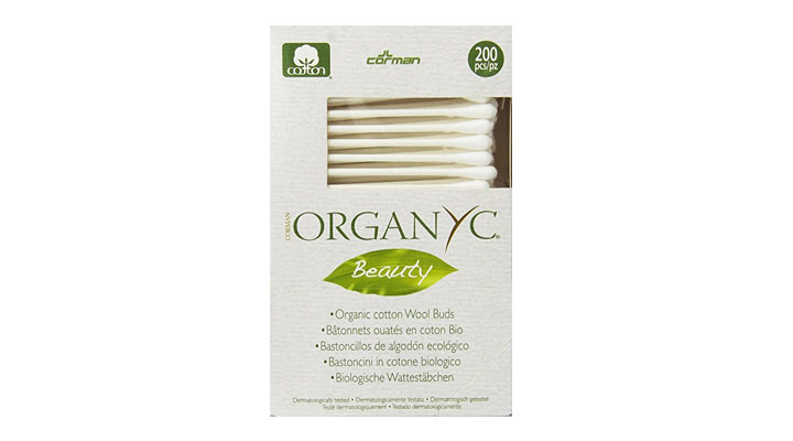 best cotton organic swabs for sensitive skin
