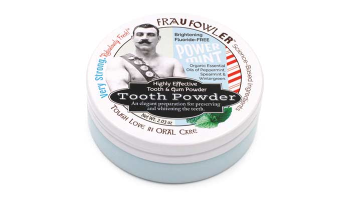 best tooth powders for healthy teeth