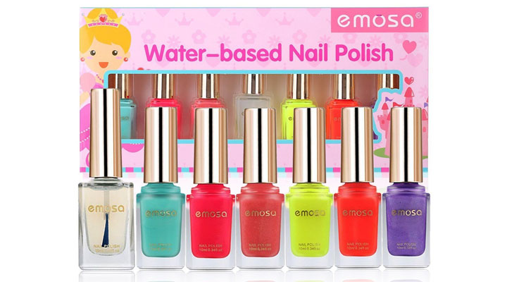best water based nail polish for kids