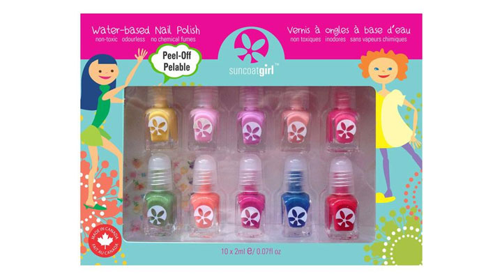 best non toxic nail polish for baby