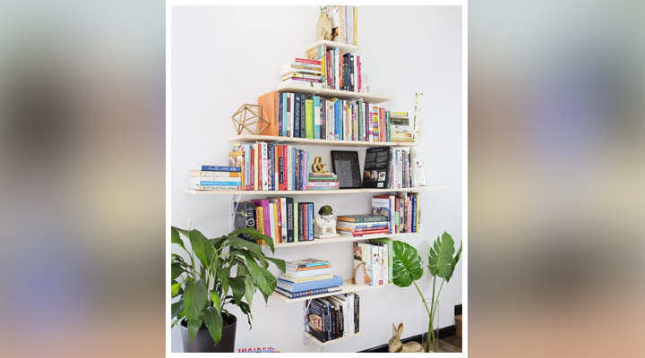 Trending bookshelf ideas