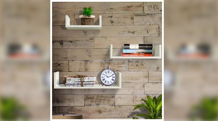 Floating Bookshelf ideas