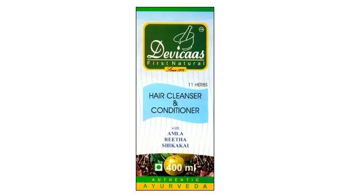 best herbal cleanser and conditioner