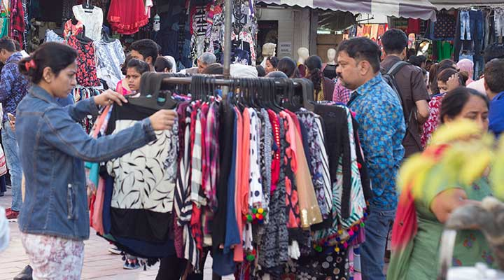 where to shop in kanpur