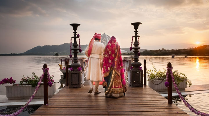 Top exotic wedding destinations in India