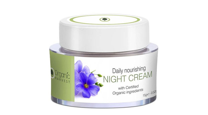 best herbal night cream