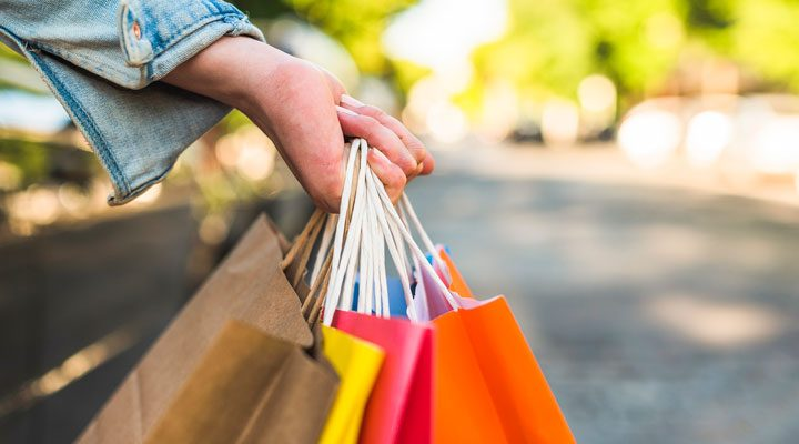 ways to stay off unwanted shopping