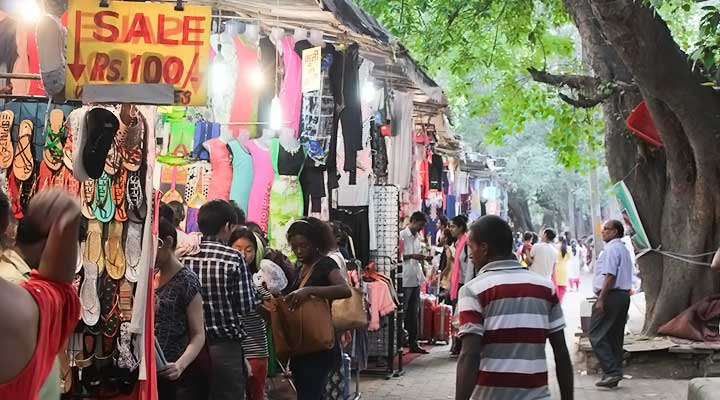 street shopping guide India