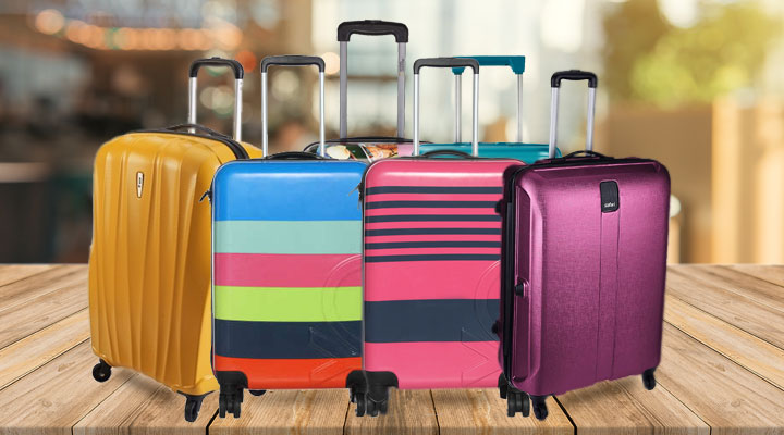 best trolley bag brands in India