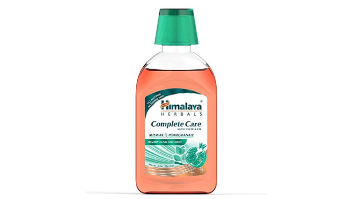 best herbal mouthwash in India
