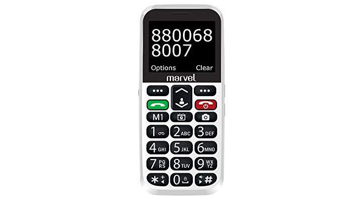 best phone for elderly in India