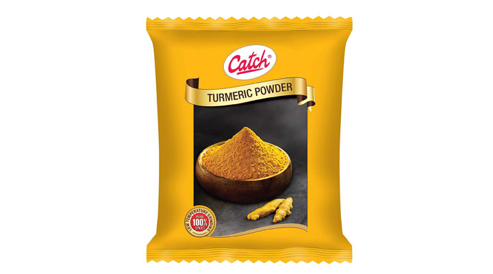 best turmeric brand in India