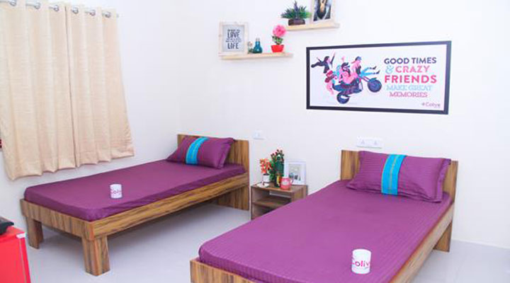best co-living provider in India