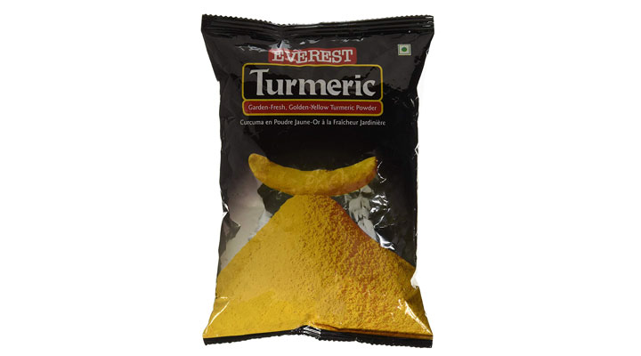 most popular turmeric brand in India