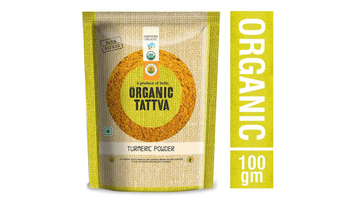 best organic turmeric powder in India