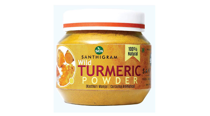 Best wild turmeric for cooking and skin