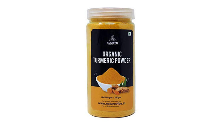 best organic turmeric in India