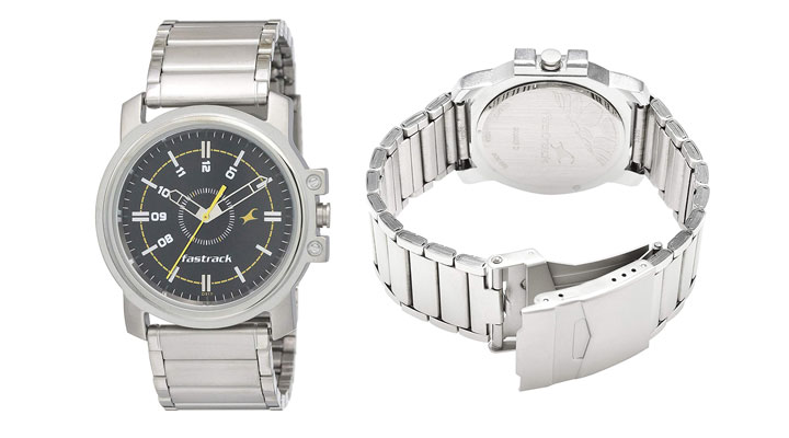 best wristwatches for men in India
